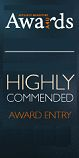Azam Marketing was voted Highly Commended Affiliate Management Agency of the Year at the Performance Marketing Awards