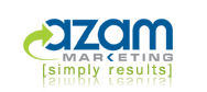 Click here to visit Azam Marketing's corporate website