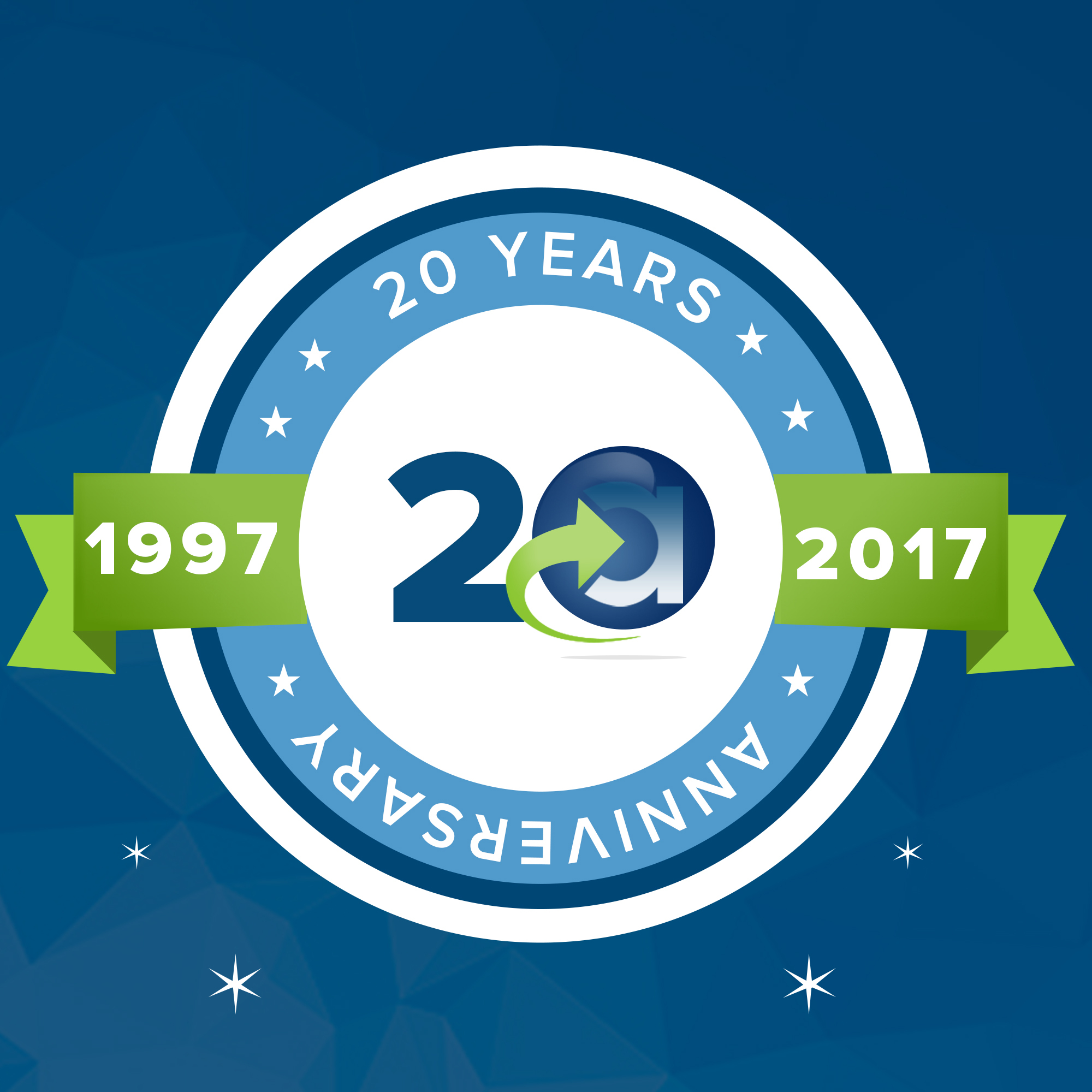 This year we are celebrating our 20th anniversary! By selecting Azam Marketing to do your work you are not risking your time and money on an inexperienced agency learning the ropes, but veterans in the business for more than two decades who know what works and what doesn't.